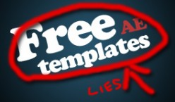 Free After Effects Templates and How to find them