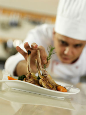 How to become a sous chef
