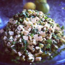 Vegetarian Ceviche: Tofu Ceviche Recipe