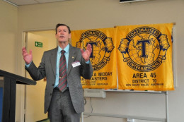 A small Toastmasters Club which meets in a public library, Parramatta Midday is a wonderful little club in which to 'get up and speak' to a friendly audience without feeling imtimidated.