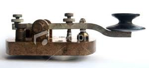 A tool of trade for the Wireless Telegraphist - later to be known as Radio Operators.