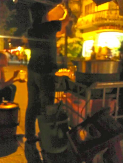 che bap at Le Loi street