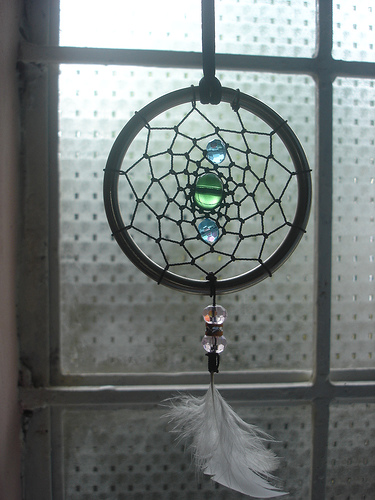 Dreamcatchers Can Catch Nightmares