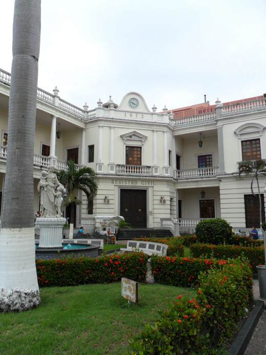 Registro Civil, Veracruz