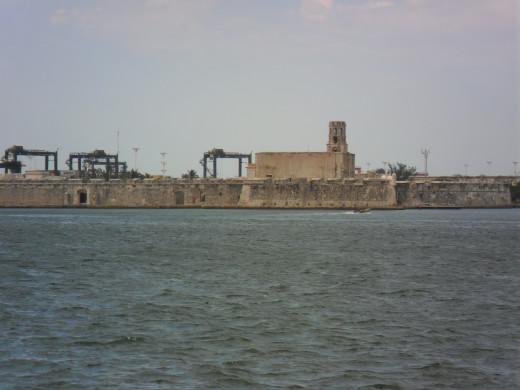 San Juan de Ulua Fort, Veracruz