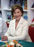 2002 Most Fascinating Person Laura Bush