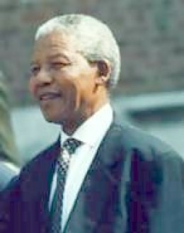 1994 Most Fascinating Person   Nelson Mandela
