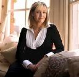 2007 Most Fascinating Person JK Rowling
