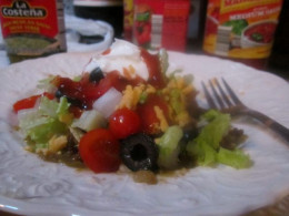 Taco Salad option