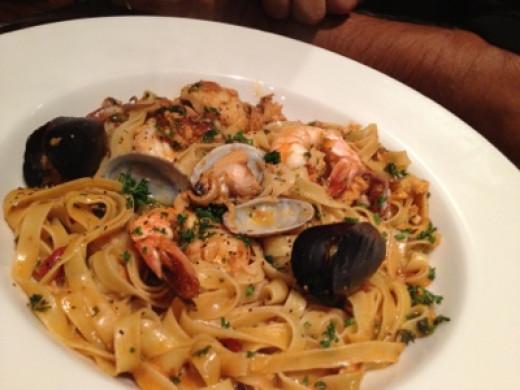 La Cucina Ristorante Italiana: Frutti di Mare