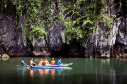 UNESCO Natural World Heritage Sites of the Philippines: a Very Long Underground River and a Diver's Paradise