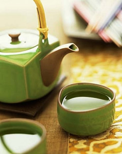 Tea is a preferred drink of many Asians.