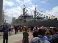 Baltimore Sailabration: Navy Ships and Sailboats in Baltimore