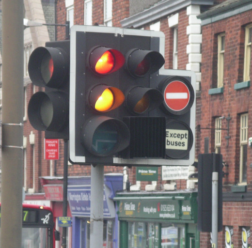 RAG Reports are also known as Traffic Light Reports.  Photo released into the Public Domain by Velela