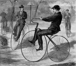 Invention of Safety Bicycles