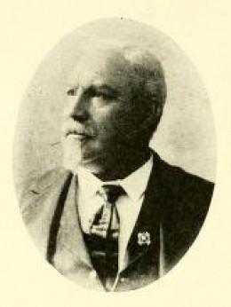 George B. Chalmers, c. 1904