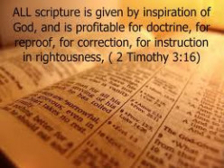 What is Biblical Inspiration?