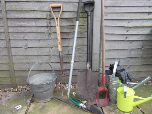 My essential gardening tools