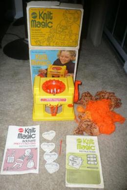 Knit Magic; #7830