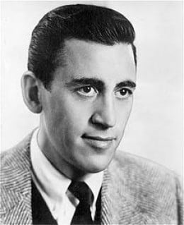JD Salinger, author of Catcher in the Rye