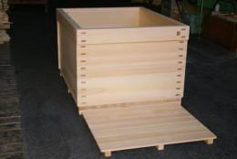 Hinoki tub
