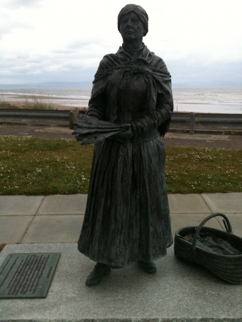 Tribute To The Fisherwomen