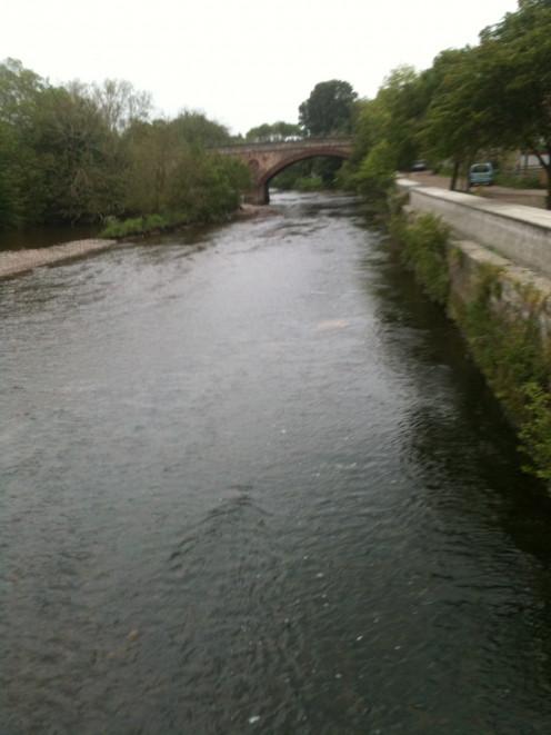 Walk Along The River Nairn