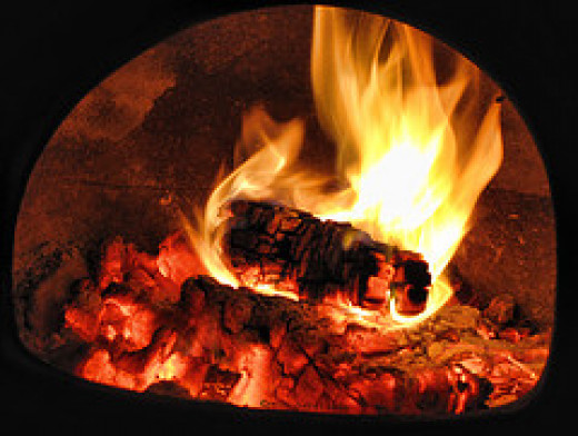 by the fire from peggy. Source: flickr.com