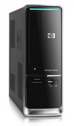 HP Pavilion Slimline Desktop S5610y hardware review