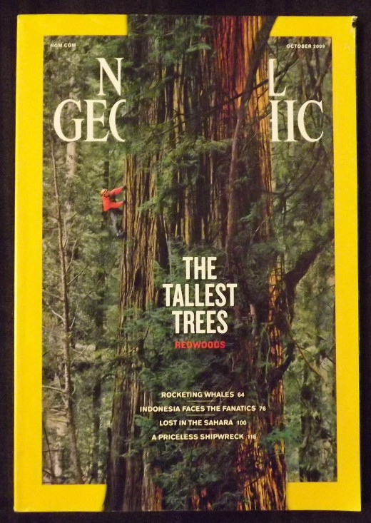 National Geographic--October, 2009