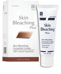 An example of a skin whitening product that are sold in most stores.