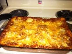 Easy Delicious Homemade Lasagna