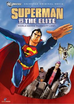 Movie Review: Superman vs. The Elite