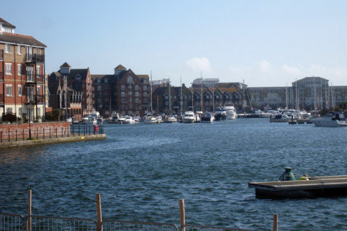 Marina at Sovereign Harbour, Eastbourne