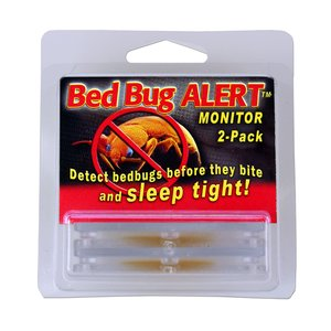 Bird X bed bug monitoring system