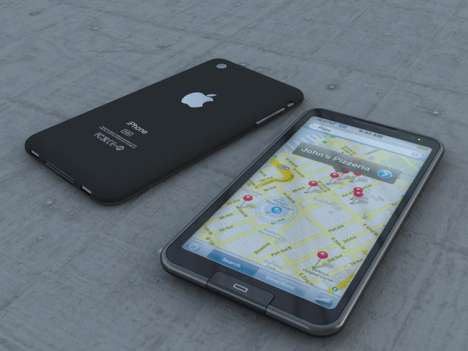 leaked photos of the Apple I-Phone5 coming this fall.  It is expected to be the best cell phone on the market