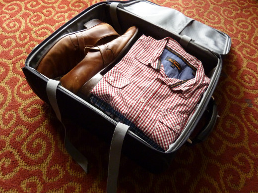Streamline your packing to avoid extra weight, which increases fuel consumption