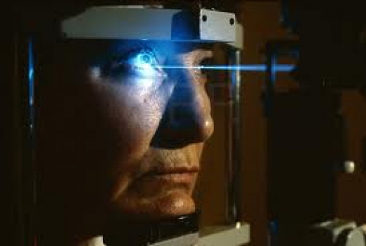 laser eye surgery gone wrong