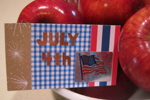 Happy 4th for July!