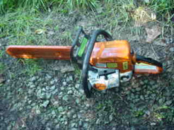 Stihl Chainsaw's Why they are the Only Make I Buy