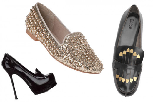 Loafers - Top 10 Fall 2012 Trends