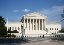 The U.S. Supreme Court is the highest court in America. Each year, the Supreme Court must decide many difficult cases. In the 2000 election, the Court decided a case that questioned whether George W. Bush was the winner of the Florida election.