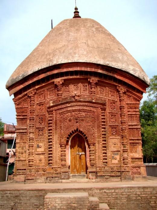 Raghunath Shiva temple