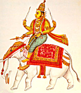 Lord Indra