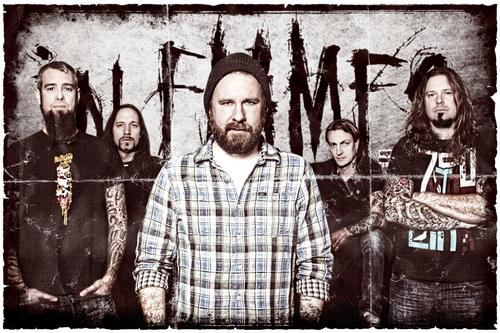 Swedish Melodic Death Metal Band In Flames 2011