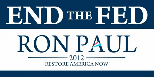 Ron Paul's End the Fed movement