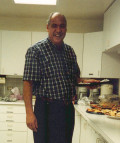 Alberto, my father and culinary mentor.