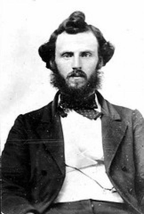 ASA MERCER was an early American educator in pioneer days in our country's infancy.