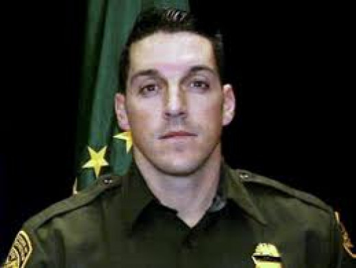 Brian Terry - Marine and Border Patrol agent