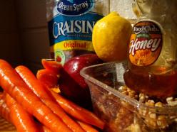Fruit Salad Crunch